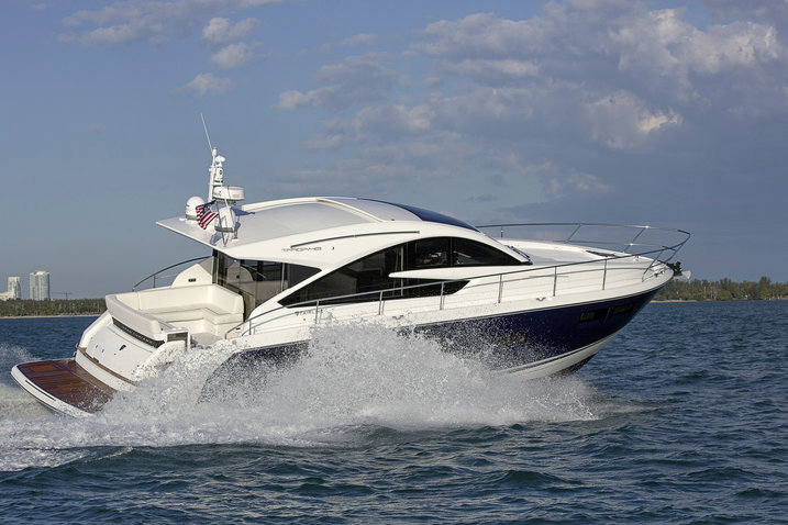Fairline Targa 48 GT - 100th Boat Sold to New Dealer in Great Lakes