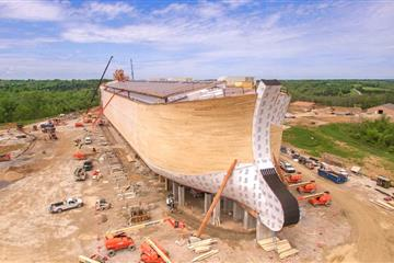 articles - full-size replica of noah's ark pops up in kentucky