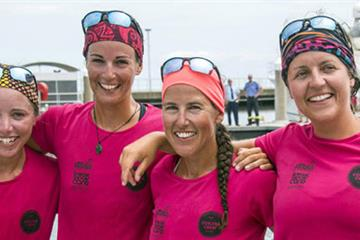 articles - doris makes history with her coxless crew