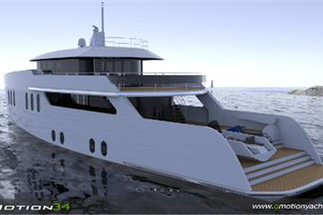 articles - are gmotion yachts the answer to our green credentials in the marine industry
