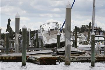 articles - marina owner post-matthew dodged a bullet no it dodged us