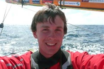 articles - 17 year old mike perham becomes the world's youngest solo sailing circumnavigator