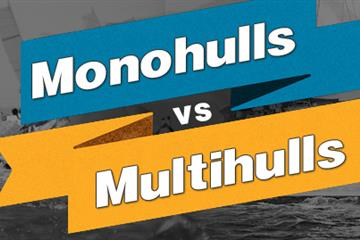 articles - monohulls vs multihulls – which do you choose
