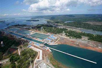 articles - first voyage through expanded panama canal
