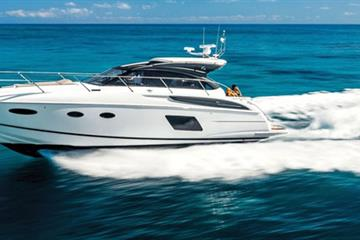 articles - princess yachts is making a boat each day as it recovers from global upheaval