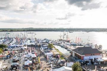 articles - 49th theyachtmarketcom southampton boat show draws to a close