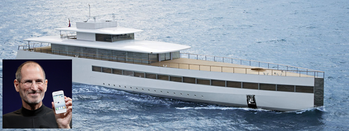 Top 5 Celebrity Yachts Theyachtmarket