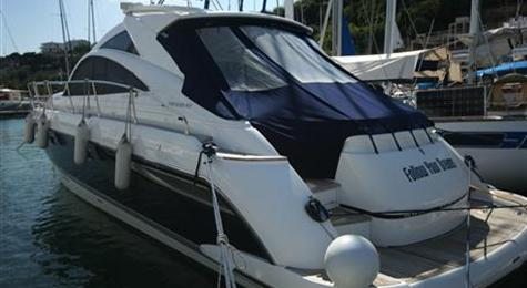 Fairline's huge range of models include the 21 Weekend, Holiday, 29 Mirage, ...