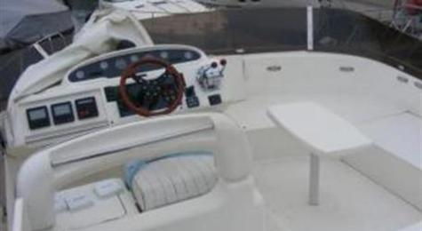 13.5 MT 1998 PRINCESS 435 FLYBRIDGE MOTORYACHT
