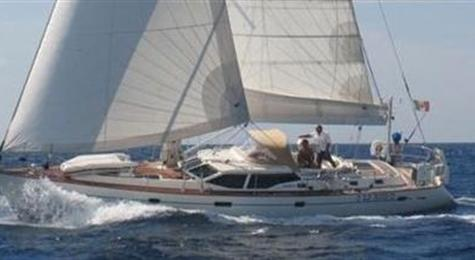 SYS, UK Oyster 53 Deck Saloon