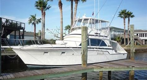 Today Bertram produce boats from the 360, 410, 510, 540, 570, 630, ...