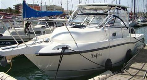Boston Whaler of the Month. Boston Whaler 285 Conquest