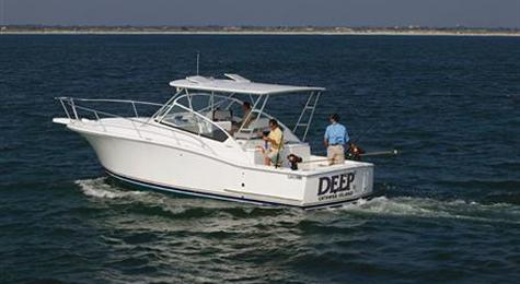 Our amazing range includes the Luhrs 340 Convertible, Luhrs 380 Tournament, ...