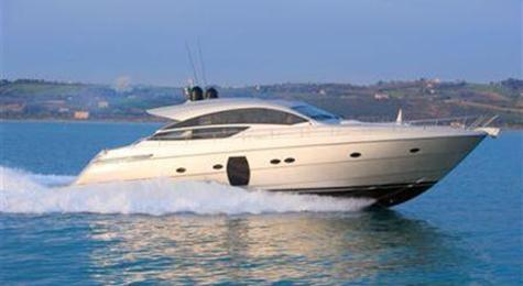 For 25 years, Pershing has been producing some inspirational yachts such as ...