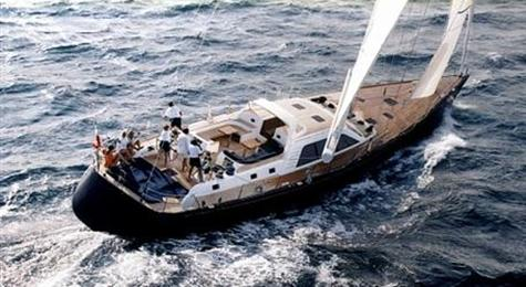 NAUTOR SWAN 82 RS sloop