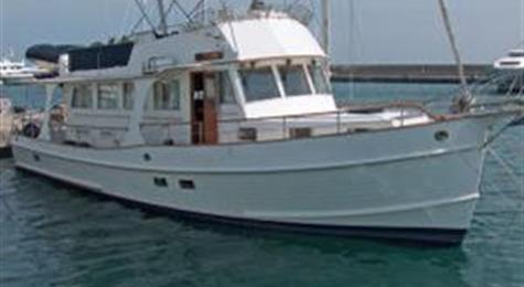 Choose from the Grand Banks Classic, Grand Banks 32 Sedan and Grand Banks ...