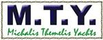 M.T.Y. Int'l Ships & Yachts Brokerage logo