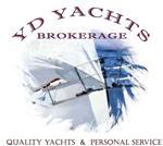 YD Yachts – Brokerage – Yacht Sales logo