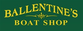 Ballentines Boat Shop logo