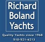 Richard Boland Yacht Sales logo