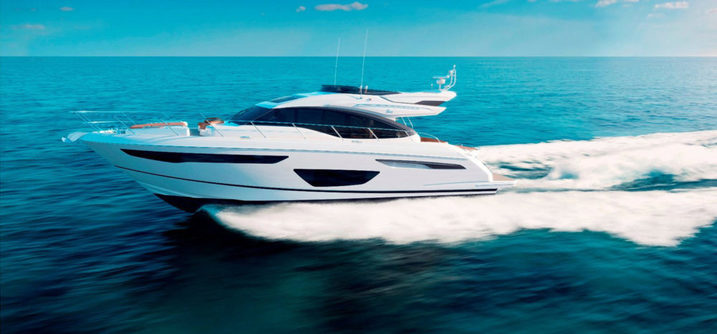 Princess Yachts S60