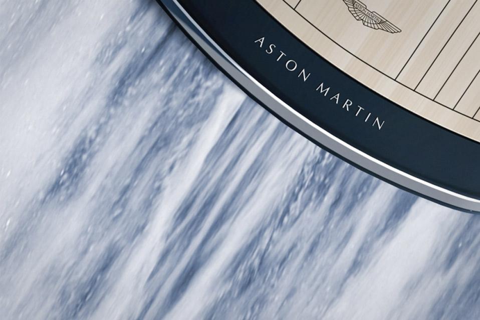 Aston Martin Showcases Powerboat Design In Milan Theyachtmarket