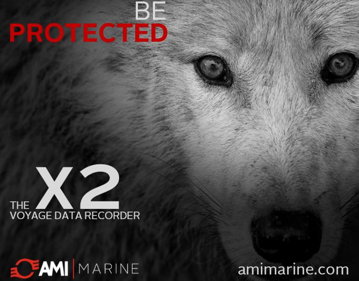 AMI Marine have launched the all new X2 Voyage Data Recorder