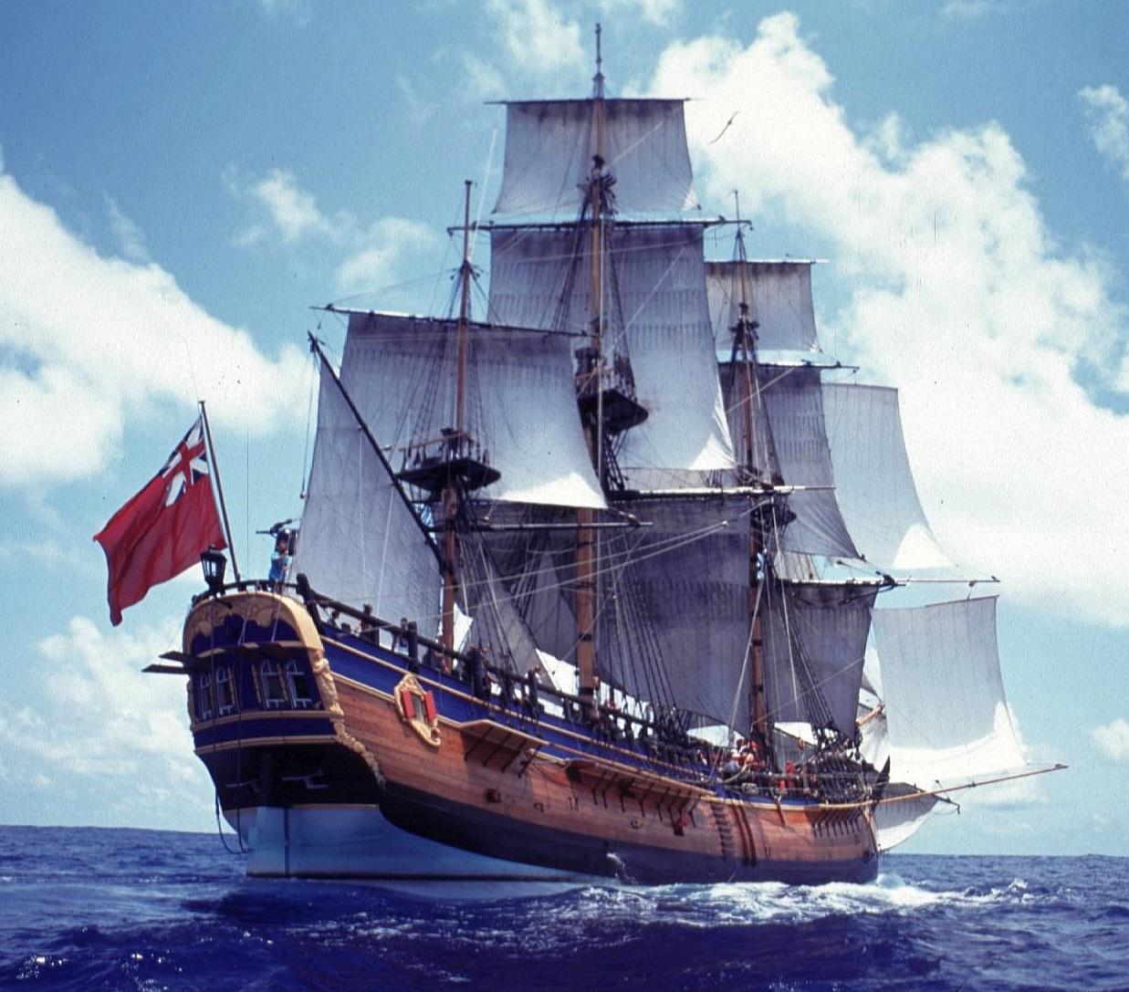 Endeavour: Has the ship Captain Cook sailed to Australia been ...