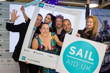 Total sum released by Sail Aid UK for Caribbean regeneration projects