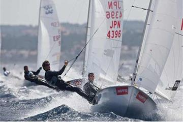 First European Stop of the ISAF Sailing World Cup