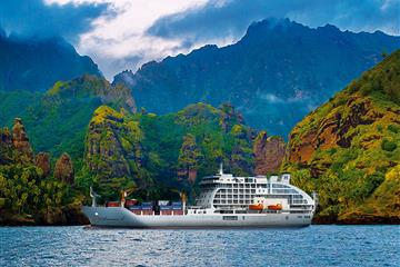 The Aranui 5 – The new ship in French Polynesia