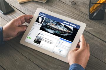 The Power of On-Line Advertising and Social Media