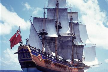 Endeavour: Has the ship Captain Cook sailed to Australia been found?