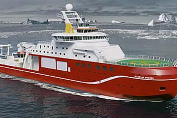 Cammell Laird is preferred bidder for £200m deal to build Polar research vessel