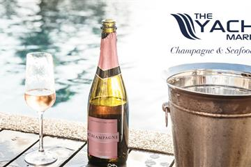 articles - theyachtmarketcom champagne and seafood bar sponsorship