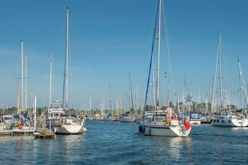articles - premier's chichester marina is arguably the prettiest marina on the south coast