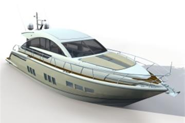 Fairline Targa World Launch at Tullett Prebon LBS 2011