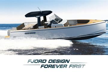 articles - fjord presents model offensive previous the cannes yachting festival