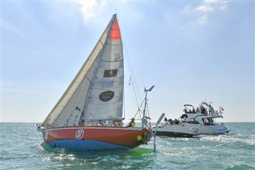 articles - wempe maritime supported istvan kopar in the golden globe race