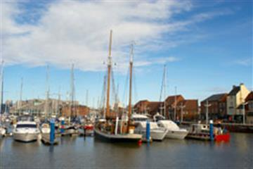 Marinas in the UK
