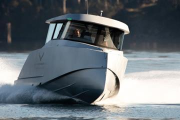 articles - jasper marines striking freedom 28 is sleek as a james bond boat