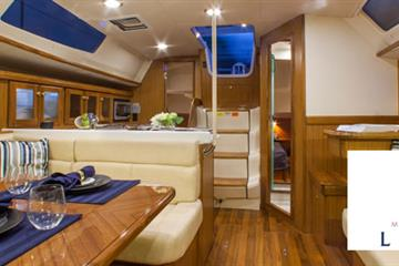articles - legend yachts at the cwm fx london boat show 2015
