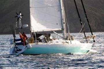 Yachting Monthly Offshore 38 – Light Blue  -  For sale!