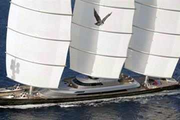 The 10 Largest Sailing Yachts In The World - Traditional beauty