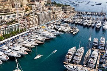 articles - monaco yacht show promises to be another successful show despite international economic woes