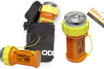 articles - odeo distress flare wins safety at sea product of the year