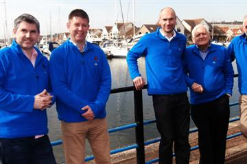 articles - new distributor gives legend yachts the edge
