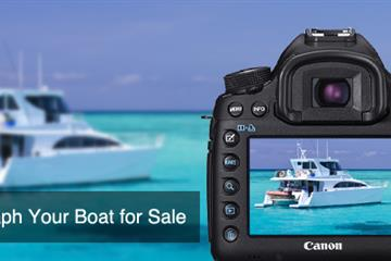 articles - how to photograph your boat for sale