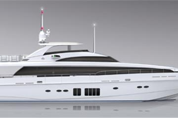 Princess yachts reveals plans for south yard