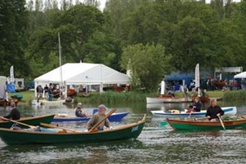 The Beale Park Boat Show